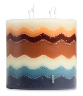 Missoni Flame candle