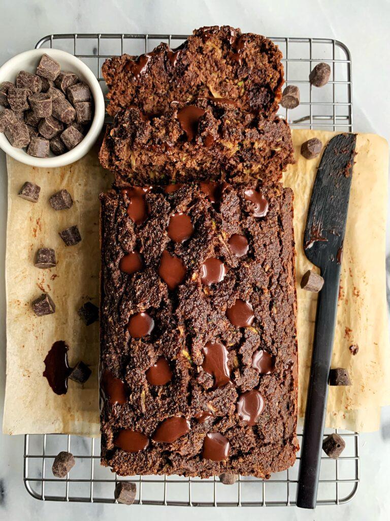 Paleo vegan dairy free gluten free chocolate cake