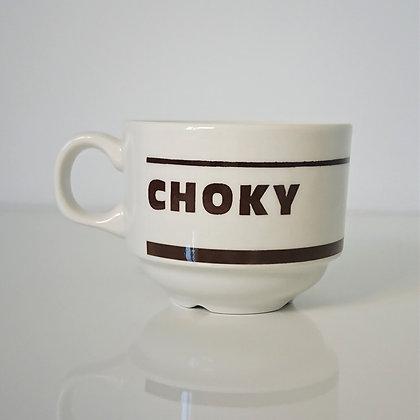 Tasse à chocolat CHOKY