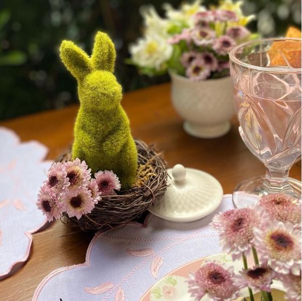 Easter home decor idea