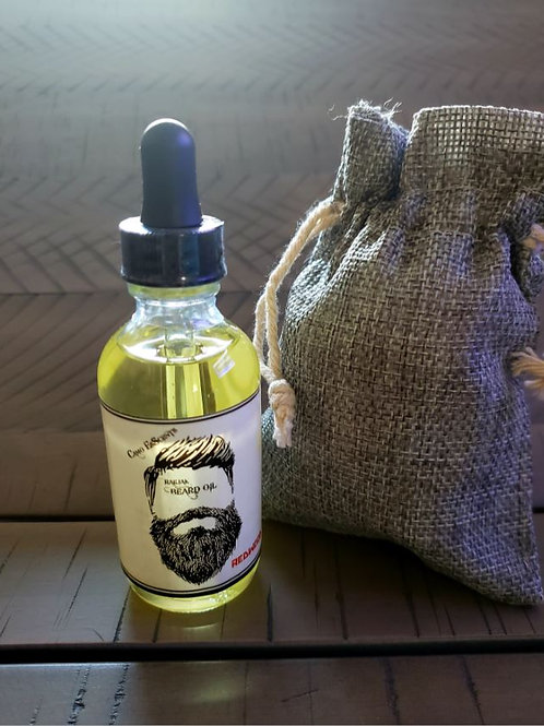 REDWOOD - Beard Oil