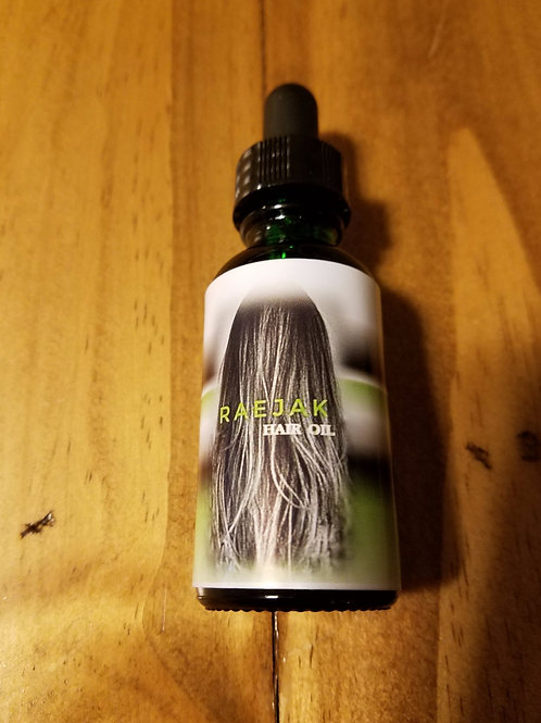 RAEJAK Hair Oil