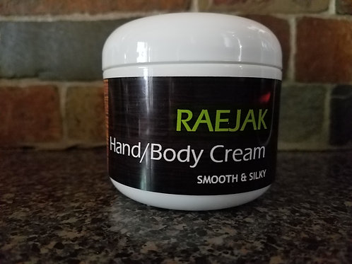 RAEJAK Smooth & Silky Hand Cream