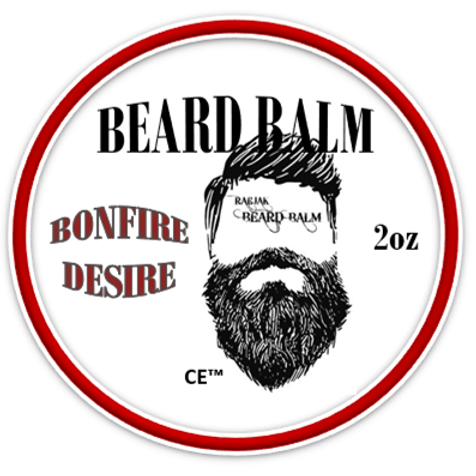 RAEJAK Beard Balm - Bonfire Desire