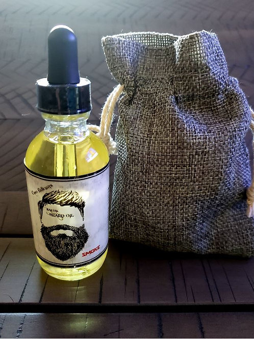 SMOKE - Beard Oil