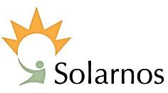 Solarnos logo design