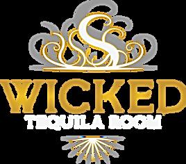 Logo Design for Wicked Tequila Room-Loveland
