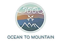 Ocean to Mountain logo design