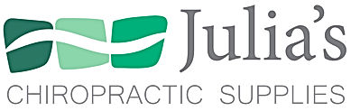 Logo design for Julia's Chiro Supplies