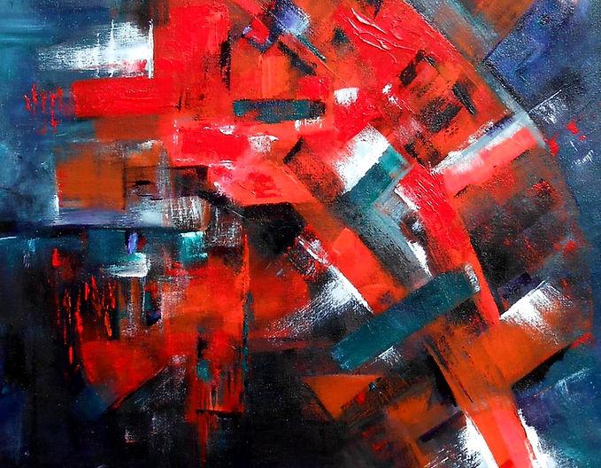 Acrylic | Abstract Art