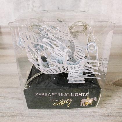 Zebra String Lights