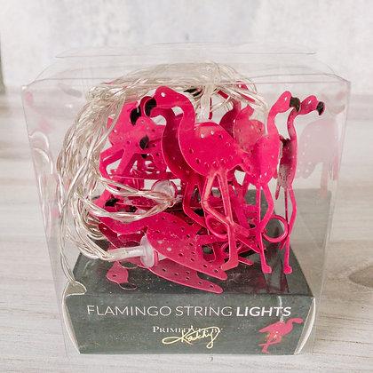Flamingo String Light