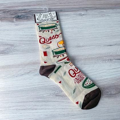 Socks- Queso Dip