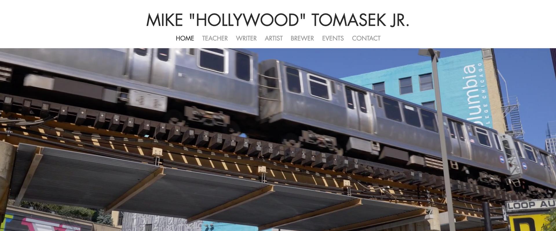 Mike Tomasek Jr.