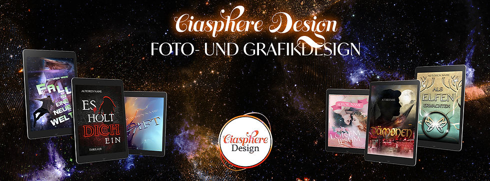 Ciasphere Design Website Banner