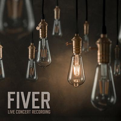 Fiver - Live Concert Recording CD