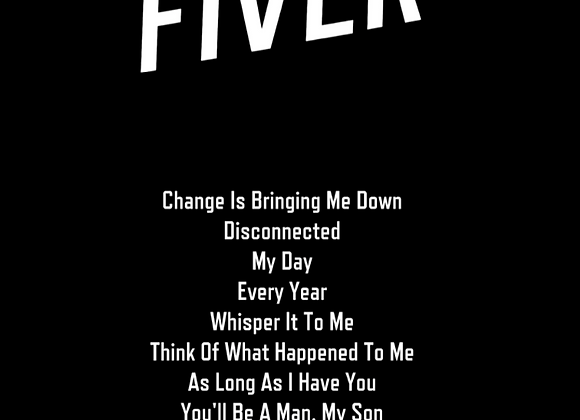 FIVER - Vocal Selections - (Original Key)