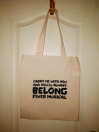 Tote Bag - Carry Me With You