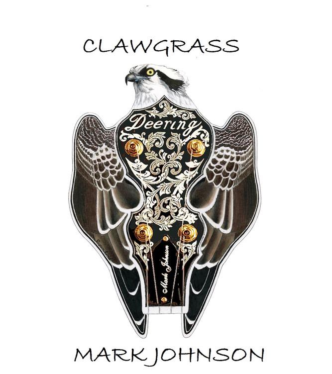 1 Osprey Deering Clawgrass Banjo Mark Jo