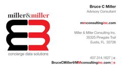 Miller & Miller Consulting