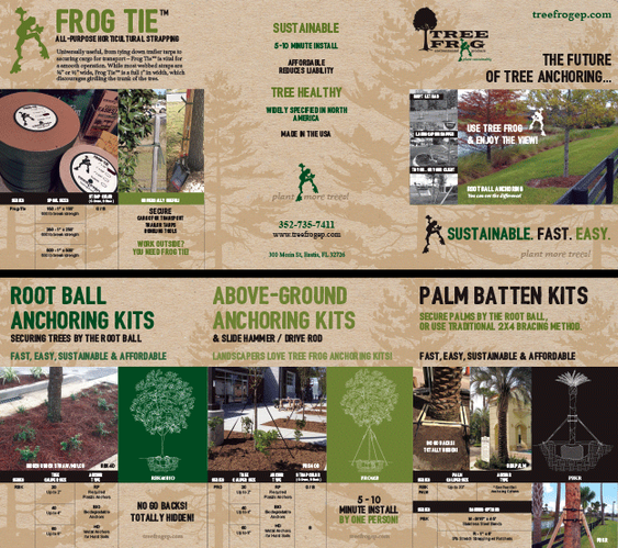 Tree Frog Environmental Products