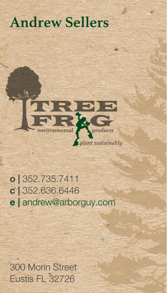 Tree Frog Environmental Products BC