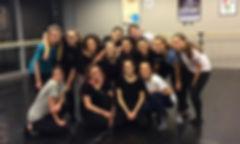 Back home 2 😍#formerstudent #dancers #c
