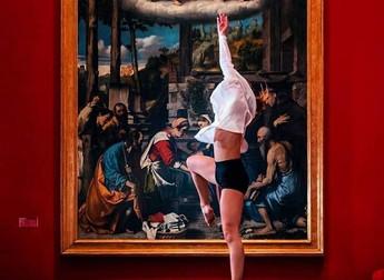 Tra Danza e Arte. Michela Svanera danza per la Pinacoteca Tosio Martinengo