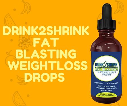 Drink2Shrink Fat Blasting Drops