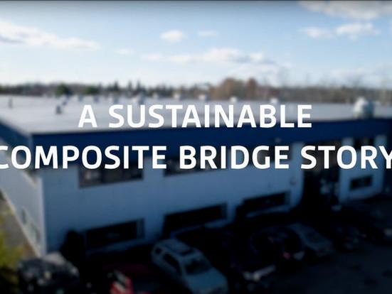 A Sustainable Composite Bridge Story