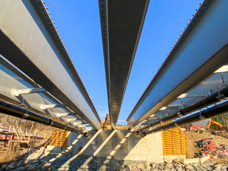 AIT's Grist Mill Bridge Featured in ENR