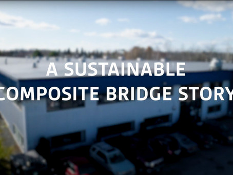 A Sustainable Composite Bridge Story
