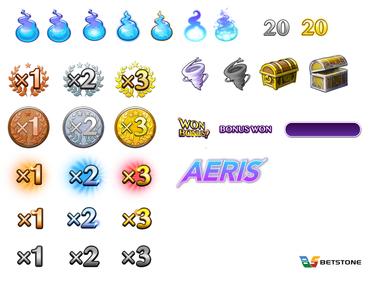 Mighty Elements Aeris
