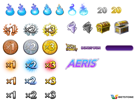 Mighty Elements Aeris