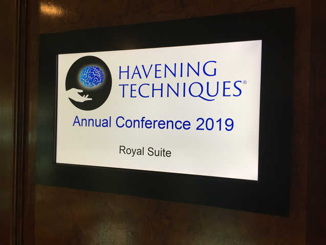 Annual Havening Techniques® Training 2019, UK