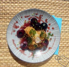 Hareng Saur en Kadaïf & Cantillon
