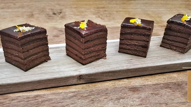 Envie de chocolat, rien que du chocolat, plein de chocolat!