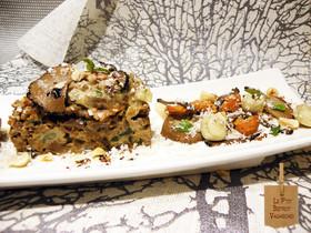 Crozets aux Cèpes, Crème aux Chanterelles, Pleurotes et Truffe Râpée de Picodon Séché.