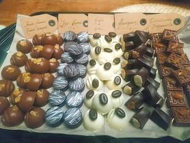 Bonbons ou Pralines? Tout chocolat!
