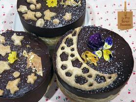 Tartelette Affolante Chocolat, Banane, Bergamote
