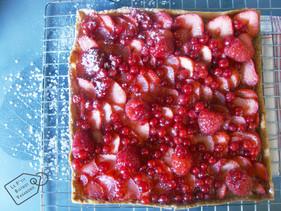 Fruits Rouges, Prétexte Gourmand: en Croûte parfumée au Sureau