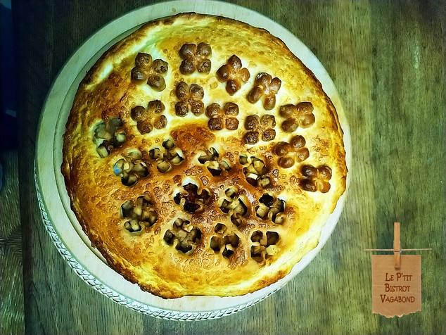 Tarte Pommes, Poires, Mûres & Cuor di Cannella