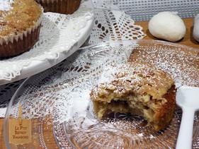 Complètement Gourmand (muffins pommes/Yuzu, céréales, crumble)