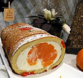 Roulé Mandarine Réconfortant