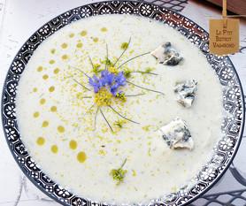 Pâtisson, Roquefort, Fenouil ... simplement Gaspacho