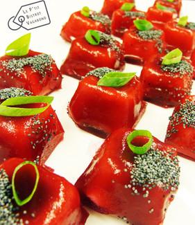 Baiser Rouge: l'autre Raclette Valaisanne