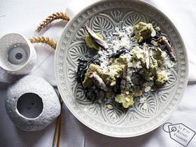 Pasta, Brocoli, Anchois... tradition toujours bon...