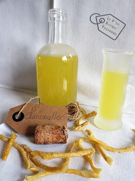 Limoncello et Croustilles de limoncezeste