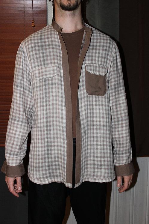 reversible men shirt