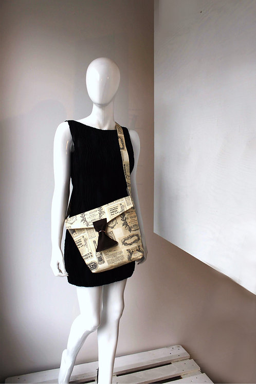 reversible messenger bag